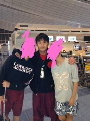 長女「晏佳(はるか)」さんは、小学校6年生の時にすでに身長160センチあり、体は大きく運動神経もよく、貴乃花親方似だそうですよ。