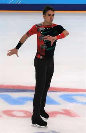 ロシアスケート選手