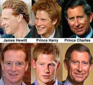 ヘンリー(ハリー)王子