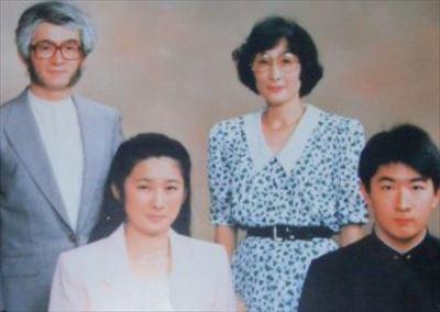 紀子様家族