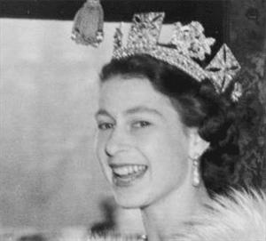 女王 エリザベス